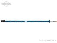 がまかつ ラグゼ ロッドソックス - LE-202 #ブラック/シアン ワイドタイプ150×6.5cm