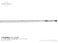 がまかつ ラグゼ アベンジ - S61UL-F 自重 95g 6.1ft ルアー 1/32-3/16oz ライン2-6lb