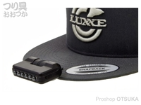 がまかつ ラグゼ LEDキャップライト - LEHL60 #UV×2種・白色×4種・暖色×1種 60ルーメン