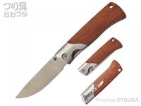 がまかつ ラグゼ クラスプナイフ - LE-122  刃渡り11.5cm 折りたたみ時12.8cm