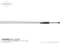 がまかつ ラグゼ・宵姫 爽 - S58FL-solid 標準自重50g 5.8ft ルアー0.1~2.5g PE0.1~0.3号