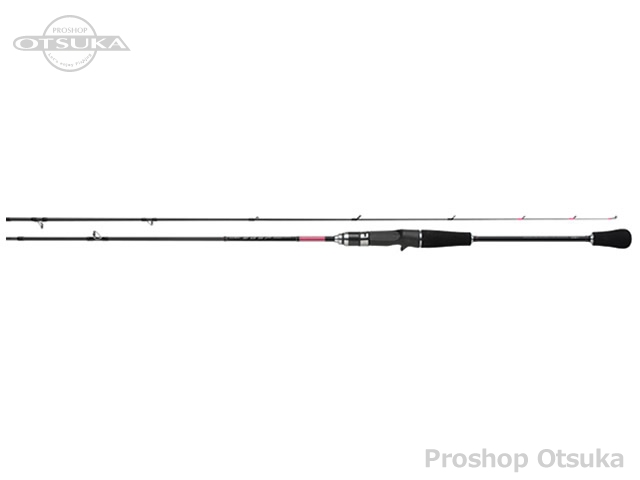 がまかつ ラグゼ イージーエスピー B60M-ソリッドF 6.0ft ルアー:30-80g PE:0.3-0.8号