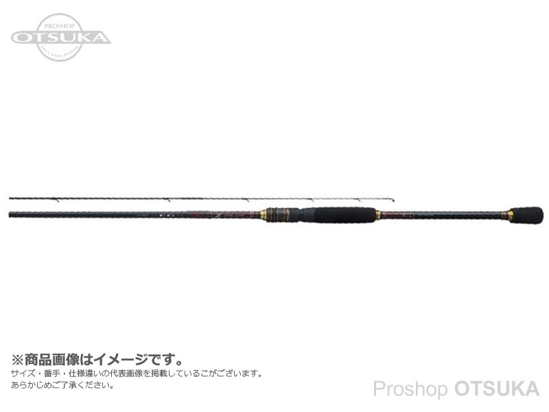 がまかつ ラグゼ・イージーX S86MH 8.6ft  自重91g エギ2.5-4号  PE 0.4-1.2号