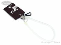 ティムコ TMCマルチクリップ - ネットコード #クリアー シングル コイルの太さ 約7.3mm