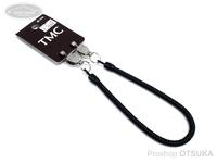 ティムコ TMCマルチクリップ - ネットコード #ブラック ダブル コイルの太さ 約7.3mm