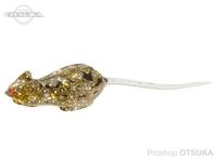 ティムコ 野良ネズミ -  マグナム エコ #11 クリアグリッター 125mm 10g フローティング  Feco エコ対応