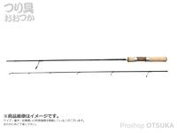 ティムコ エンハンサー - E53L-2 - 5.3ft 2-7g 3-6lb