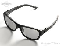 ティムコ サイトマスター -  エノルメ マットブラック #ライトグレー/シルバーミラー SWRレンズモデル