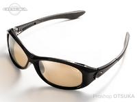 ティムコ サイトマスター -  ロトンド ブラック #ライトブラウン/シルバーミラー SWRレンズモデル