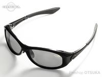 ティムコ サイトマスター -  ロトンド ブラック #ライトグレー/シルバーミラー SWRレンズモデル