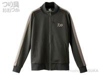 ダイワ トラックジャケット - DE-84009J #ブラック 2XLサイズ