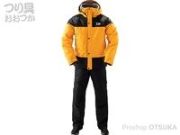 ダイワ レインマックス ウインタースーツ - DW-35009 #マスタード XLサイズ