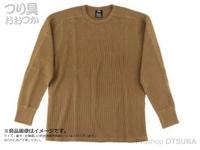 ダイワ サーマルワッフル - DE-65009 #ブラウン XLサイズ