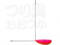 ダイワ アームシンカー - R 蛍光ピンク ラウンドタイプ 8号 約30g