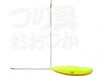 ダイワ アームシンカー - S 蛍光ピンク スリムタイプ 10号 約38g