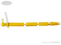 ダイワ 鱒ノ小枝 -  #カラシ 60mm 1.5g シンキング