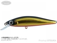 ダイワ Dr.ミノーII - 42S #クロキン 42mm 3.0g