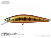 ダイワ Dr.ミノーII - 50S #アカキンヤマメ 50mm 3.5g