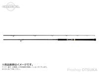 ダイワ オーバーゼア グランデ - 100M  全長 3.05m 自重 275g ジグ 15-60g