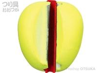 ダイワ 鮎シンカー - 4 #イエロー 1.5号