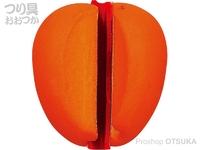 ダイワ 鮎シンカー - 4 #オレンジ 0.8号