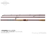 ダイワ セブンハーフ - 76ULS-S  全長7.6ft 自重85g ルアー1-7g
