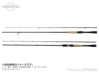 ダイワ 21ブレイゾン - C610M-2  6.10ft ライン8-16lb ルアー5-21g