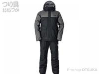 ダイワ レインマックス ウインタースーツ - DW-3520 #ブラック Lサイズ