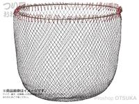 ダイワ 磯替網 浅底 -  #ブラック 50 (50~55cm) 網深さ約60cm