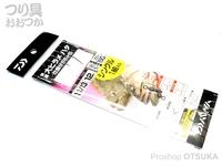 ダイワ 快適 大ヒラメ ハタ仕掛けSS+S -  シングル  ハリ14/13号 ハリス12号 幹12号