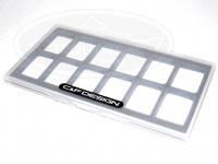 C&Fデザイン CFLA - -30AC #クリアー H:102mm W:188mm D:12mm