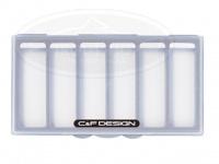 C&Fデザイン CFLA - -32AC #クリアー H:102mm W:188mm D:12mm