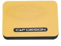 C&Fデザイン CFLWA - -SS #イエロー W:108 H:74 D:20(mm) Weight:21g