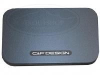 C&Fデザイン CFLWA - -M #ブラック W:150 H:90 D:20(mm) Weight:35g