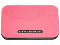 C&Fデザイン CFLWA - -M #レッド W:150 H:90 D:20(mm) Weight:35g