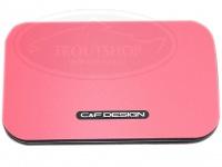 C&Fデザイン CFLWA - -L #レッド W:194 H:114 D:20mm Weight:55g
