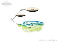 イマカツ IKジンクス - ミニスーパーブレードTG 3/8OZ #ZX-020 ブルーバックチャート G/G 3/8oz エコトーナメント対応