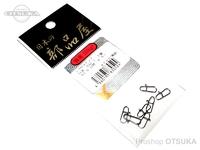 日本の部品屋 ロウ付スナップ -   サイズ1 強度20kg ヘビータイプ