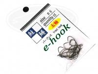 ティモン eフック -   サイズ #6 太軸モデル