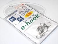 ティモン eフック -   サイズ #10 太軸モデル