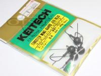ケイテック ジグヘッド - モノガードラウンド - 3/32oz #4