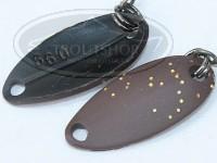 アングラーズドリームバイト 8tin(エイティン) -  0.9g #11 チョコレート/ブラック 18.1mm 0.9g
