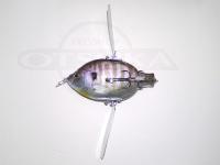 THタックル ゾーイ - クローラー #9 バイオレットギル 110mm 1.5oz