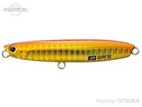 メジャークラフト ジグパラ -  サーフ 40g #49 オレンジゴールド 40g