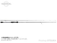 ヤマガブランクス ブルーカレントⅢ - 76ストリーム  7.6ft MAX12g ラインPE0.3~0.8号