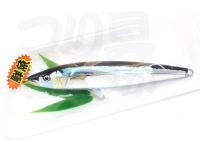 ブルーニングハーツ まんまサンマ - 180 #03 リアルブルーサンマ 180mm 60g フローティング