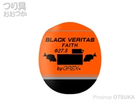 グレックス ブラックベリタス - FAITH オレンジ 000 自重13.2g