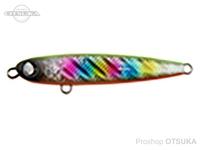 ジャンプライズ プチボンバー - 70SS シャローライト #12 バナナフラッシュレインボー 70mm 10g スローシンキング