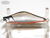 ハーネス チョウブ - 48HS #黒銀OB 48mm 4.2g ヘビーシンキング