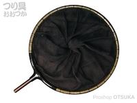 かちどき カラーウーブン玉網 -  ゴールド 外寸尺2mm目網付
